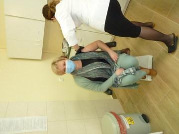 Pierwsze szczepienia w naszym szpitalu